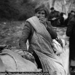 Flüchtling im Spanischen Bürgerkrieg