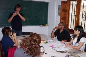 Delengua vermittelt solide Spanischkenntnisse an Erasmusstudenten