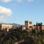 Eindrücklich - Die Alhambra in Granada, Spanien