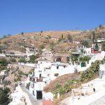 Das Sacromonte, auch genannt Roma- oder Höhlenviertel