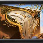 Salvador Dalís Uhren sind weltberühmt