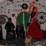 Ein Flamenco-Konzert in einer Cueva im Sacromonte