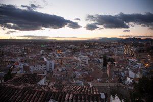 Granada aus der Ferne