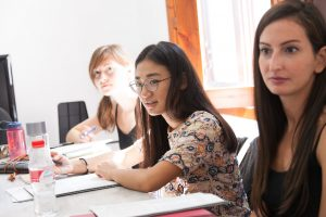 Erasmus Studenten in Spanien lernen Spanisch mit Leichtigkeit