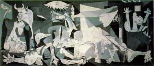 Guernica - Ein wichtiges Anitkriegsbild von Picasso