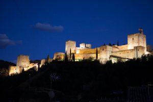 Die Alhambra steht für vieles, was Granada ausmacht