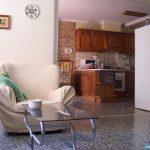 Eine Unterkunft der Escuela Delengua von Innen