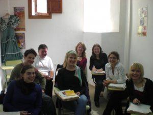 Spanischkurse für Gruppen in Granada, Spanien