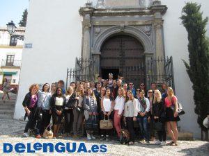 Sprachkurse für Schulgruppen in Granada