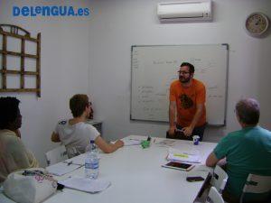 In kleinen Gruppen einen optimalen Lerneffekt erzielen.